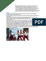 Historia de Educación Física