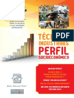 Livro Tecnico Industrial Perfil Socio Economico