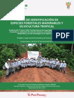 Fichas de Identificación de Especies Final 2018