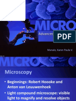 Advanced Micriobiology Lab Exercises- January