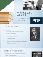 FRANK LIOYD WRIGHT.pptx