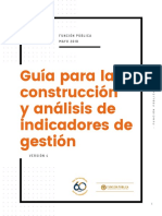 Guía para la construcción y análisis de Indicadores de Gestión - Versión 4 - Noviembre 2015.pdf