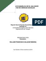 Proyecto de Servicio Social Final William
