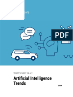 CB Insights AI Trends 2019