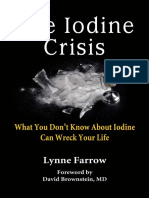 The Iodine Crisis (1)