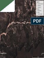 mapa região Uruatã Guatarê