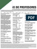 Convocatoria Profesores Uba II