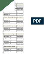 Planilha de Controle - Atividades Bioqualynet - Semana Promoção de Saúde e Segurança 2014 - Offices.xlsx