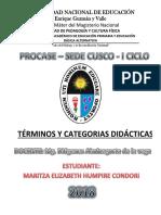 Tarea Seminario de La Didactica