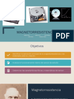 Expo Sensores Magnetorresistores