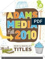 Fall 2010 Frontlist Titles