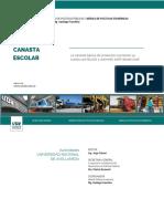 Infografía Canasta Escolar 2018