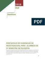 Portafolio  de evidencias del trabajode investigación 2018 (1).docx