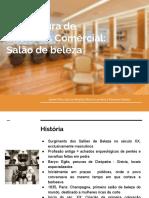 Arquitetura de Interiores Comercial_ Salão de Beleza