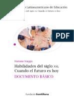 FORO XIII de Educación - Maggio