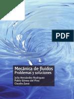 SAMPLE MECÁNICA DE FLUIDOS - PROBLEMAS Y SOLUCIONES