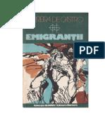 Ferreira de Castro - Emigrantii v.1.0 1989_Univers.docx