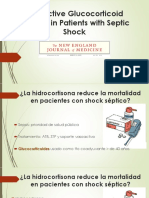 Glucocorticoid Septic Shock