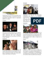 Problemas Sociales en Guatemala
