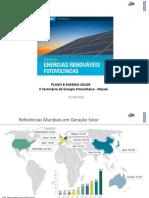 Plano b Energia Solar - II Seminário Fv Macaé