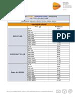Listino Prezzi Formula Internatonal Tcm101 109129