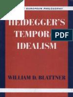 William D. Blattner-Heidegger's Temporal Idealism (Modern European Philosophy) (2005).pdf