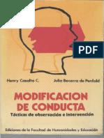 Lectura - Definicion Objetiva de La Conducta