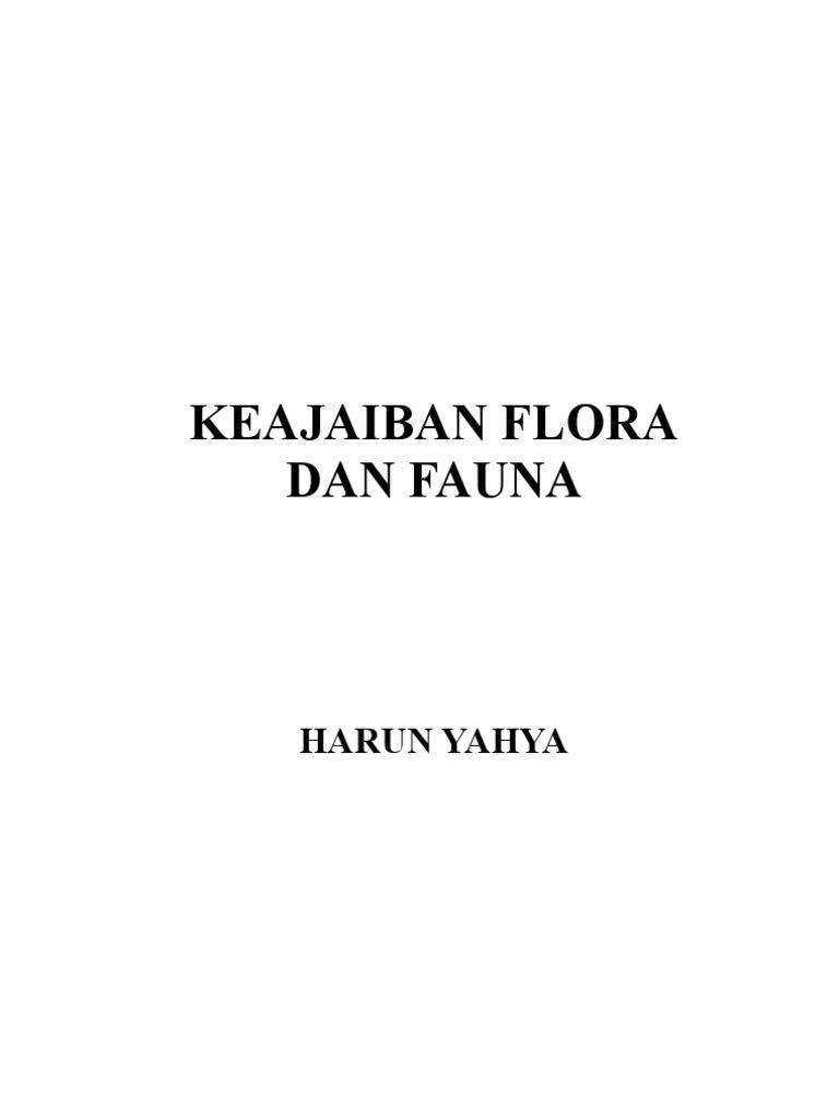 Hy Keajaiban Flora Dan Fauna