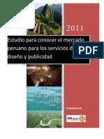 Estudio del mercado de Publicidad en el Perú