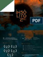 2do Insólito Festival de Cine: Programación