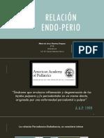 Relación Endo-Perio