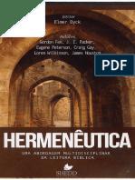 HERMENÊTICA - UMA ABORDAGEM MULTIDISCIPLINAR DA LEITURA BÍBLICA - Shedd Publicações.pdf