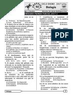 SEMINARIO 1° PARCIAL 2017-1 BIOLOGIA