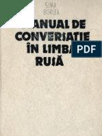 Manual de conversație în Limba Rusă - Sima Borlea