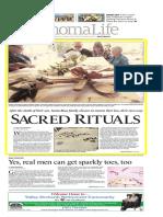 2018.03.11 Sacred Rituals