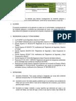 SAST_IAIA_PRO_01 - Procedimiento Investigación y Análisis de Accidentes
