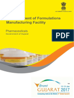 Establishment of Formulations Manufacturing Facility