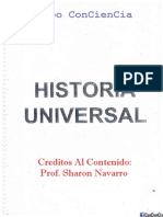 │ConCienCia│Historia Universal - Sharon Navarro