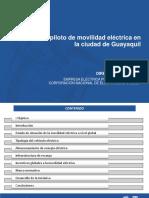 Presentación Movilidad Eléctrica