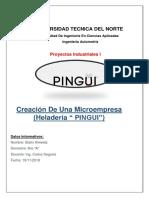 Estudio de Mercado- Proyectos Industriales