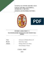 Medidas II - Lab 2