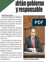 03-02-19 Ofrece Adrián gobierno austero y responsable