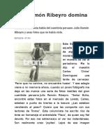 El Búho - Julio Ramón Ribeyro