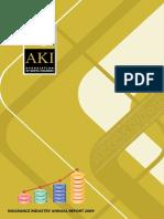Aki Insurance Industry Report 2009