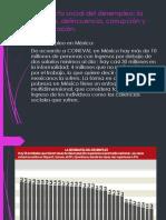 El Impacto Social Del Desempleo La Pobreza, Delincuencia, Corrupción y La Emigración.pptx