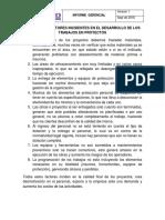 PROCEDIMIENTO DE INCIDENTES