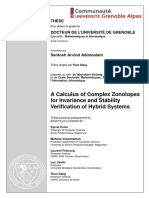 Complex Zonotope