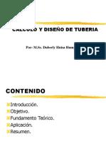 MDE-06 - Hidraulica de Tuberías