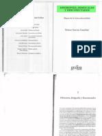 CANCLINI, Garcia - 2. Diferentes, Desiguales y Desconectados