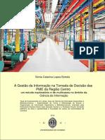 A Gestão da Informação na Tomada de Decisão das PME da Região Centro
